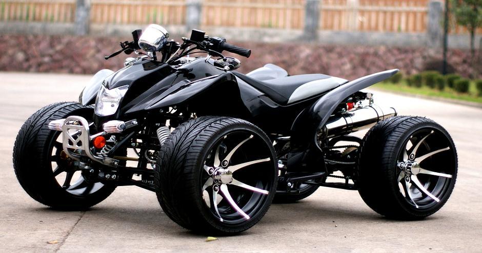 ATV バギーカスタム LIFANエンジン搭載B 14インチ新車