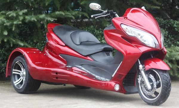 NEWモデル 水冷250cc スカイトライクカスタム バック付き
