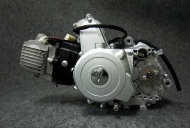 トライク バギー用 (前進3速バック付き)110ccエンジン