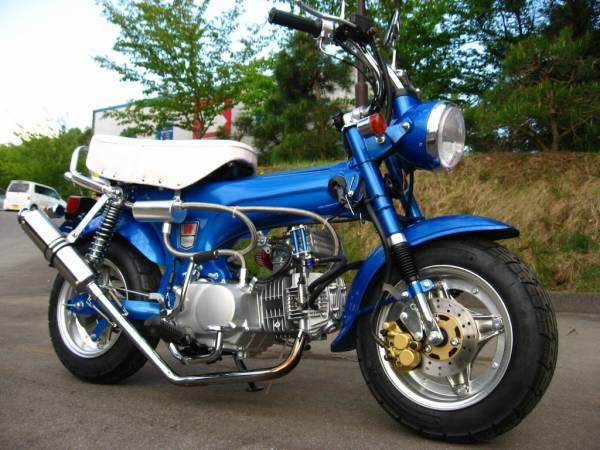 ダックスローダウンカスタム50cc&125cc
