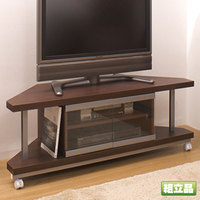 【送料無料】コーナーテレビ台120幅 国産品【P10】