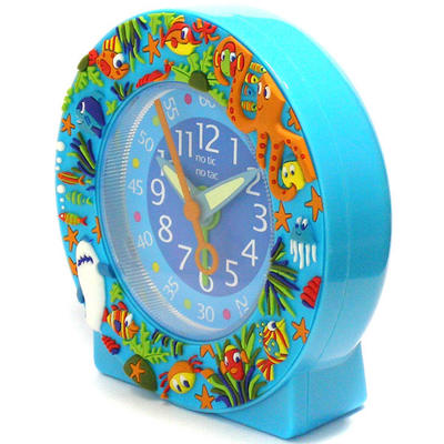 Alarm clock kids clock ocean for the baby watch babywatch AC004 child