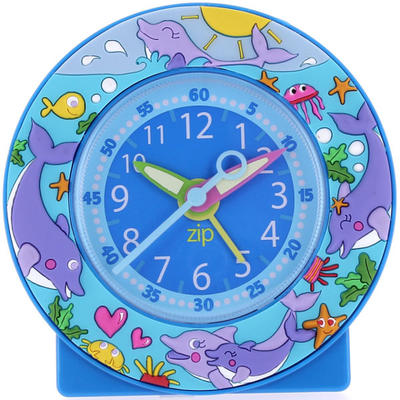 Baby Watch /babywatch children's alarm clock tourist rock dolphins