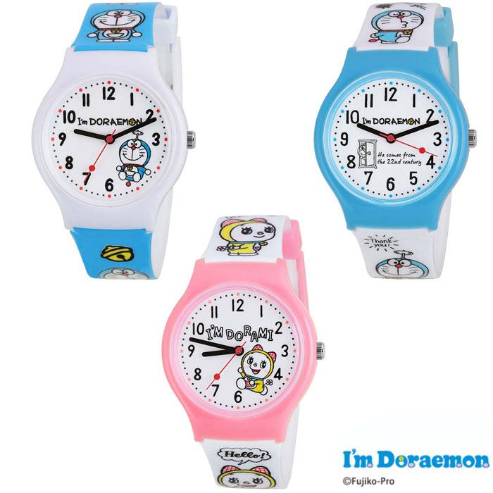 腕時計 キッズ ドラえもん キッズウォッチ デコウォッチ 腕時計 kids Watch キャラクターウォッチ 子供腕時計