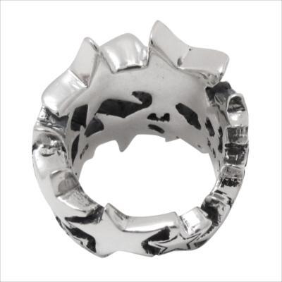 ロイヤルオーダー:チャンキースターシャインリングSR842指輪