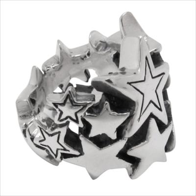 ロイヤルオーダー:タイニーアレグラハートバンドリングSR200指輪
