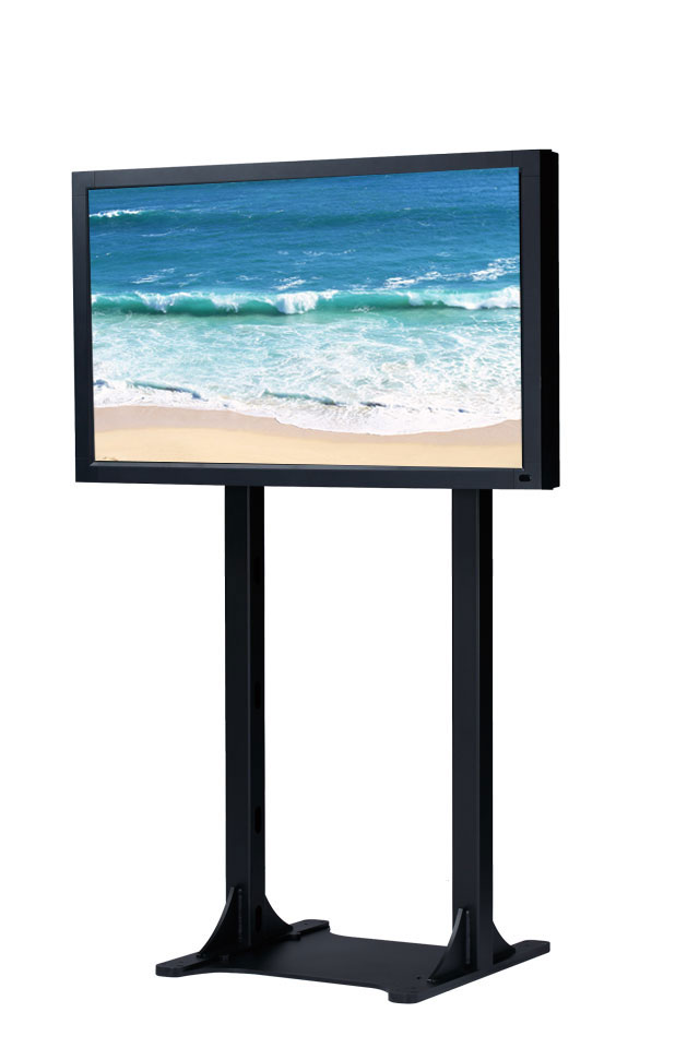 Auc 11myroom Stationary Type Digital Signage Stand For 37 52 Inch