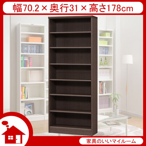 1870 Color Lack Bookcase
