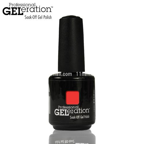 [選べるカラージェル5個セット]ジェレレーション[GELeration]UV/LED カラージェル(4g)【えらべる~ちぇ5】ソークオフ送料無料