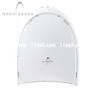 [モガブルック]CCFLクリスタランプ2(30W)パールホワイト【UVランプ】カルジェル
