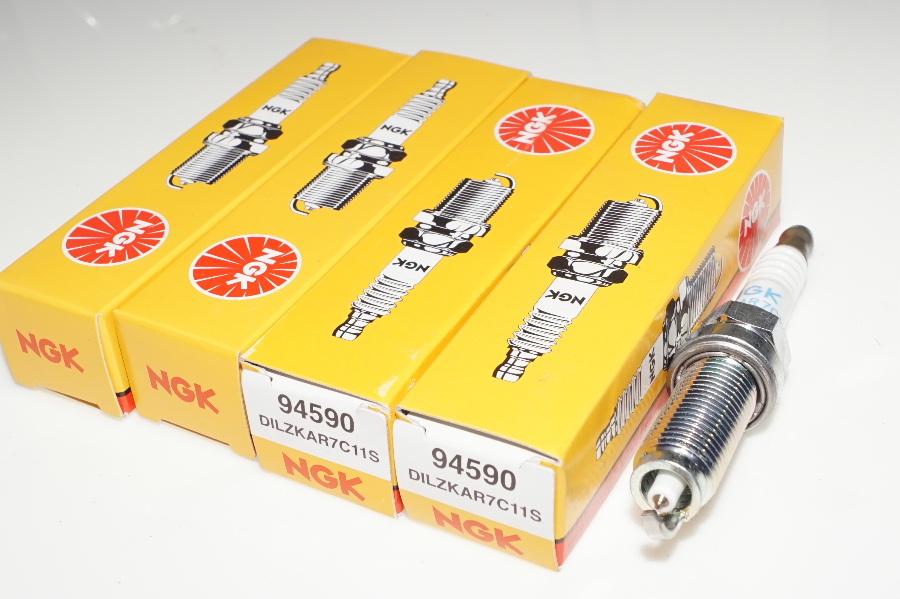通常配送で送料無料・あす楽は370円 信頼と安心の日本製 ホンダ HONDA フリードスパイク FREED SPIKE GP3(ハイブリッド) LEA(SOHC i-VTEC IMA) H23.10-H28.9 用 NGK DILFR6J11 92491 ★8X-4987 プラグ品番 スパークプラグ
