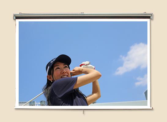 プロジェクタースクリーン60インチ (4:3)ロール巻き上げ式 SR-HS60ホワイトマットスクリーン日本製
