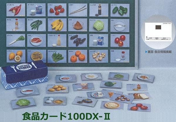 食品カード 100DX-2