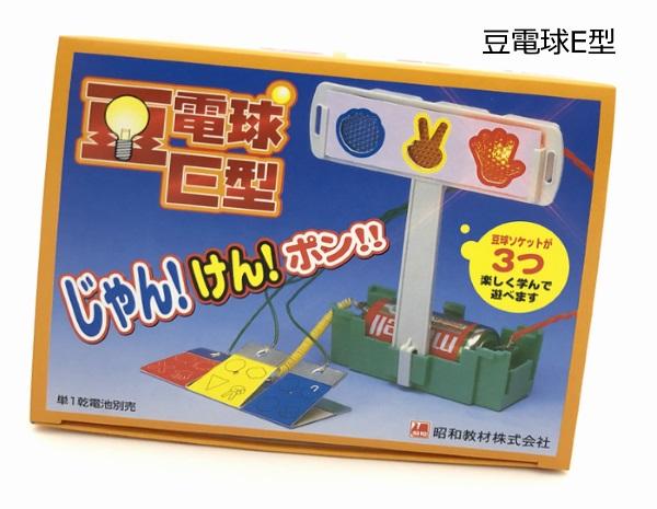 セットアップ 手作り 工作 キット 夏休み 研究 授業 教材 E型 小学3先生理科教材 理科 科学 買収 電流 豆電球