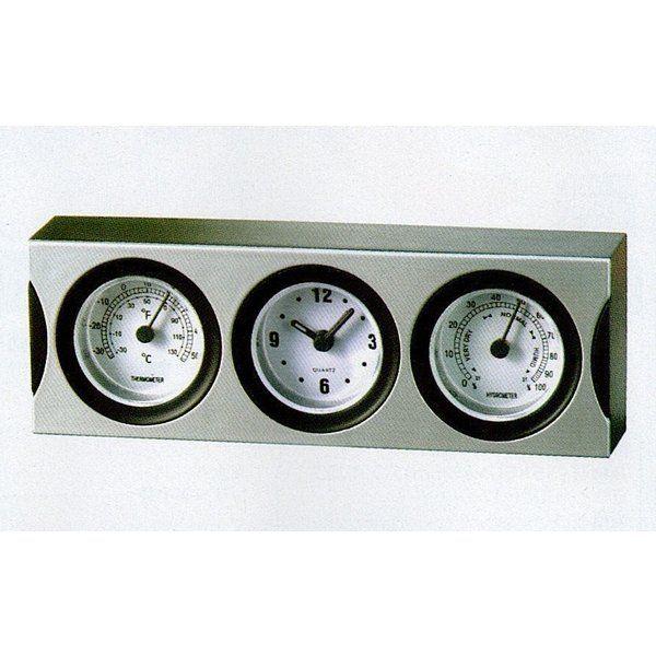 観察 実験 研究 インテリア 計測 買い物 教材 値引き 観測 温湿度計付クロック 1台3役 気温