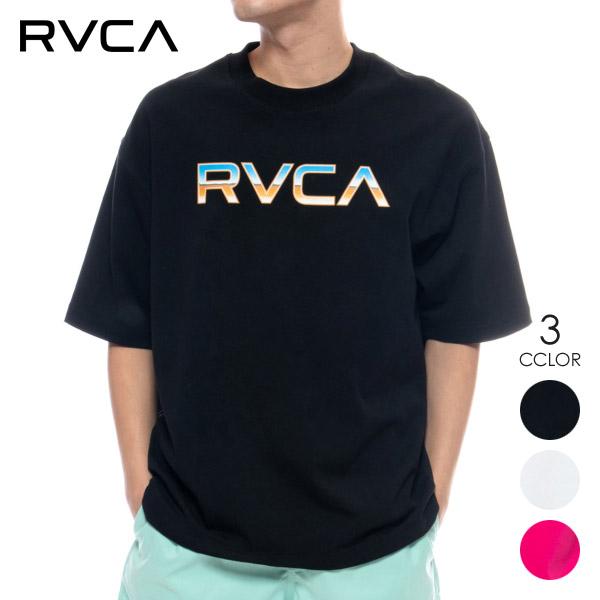 ゆったりとしたフォルムのサイドスリット入り半袖Tシャツ ストリートから海やプール リゾートなどで大活躍すること間違いなし 冬にインナーとして使用するのも 正規品スーパーSALE×店内全品キャンペーン RVCA メンズ Tシャツ ブランド おしゃれ KROME SS tee 格闘技 S トレーニング ストリート ホワイト ピンク ブラック M スポーツ 2021年夏モデル BB041254 L 年間定番