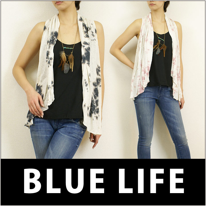 BLUE LIFE ブルーライフ ベスト PEACE FOR ALL VEST