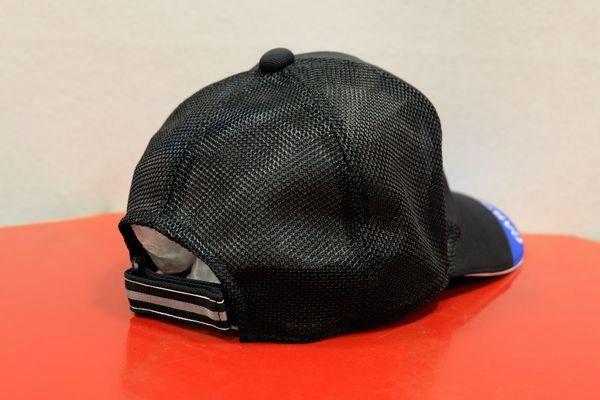 セール30%OFFカステルバジャック CASTELBAJACキャップ春夏アウトレット現品限り品メンズ帽子カステルバジャック服吸汗速乾メッシュ切り替えキャップ ブラック3A5qRL4j