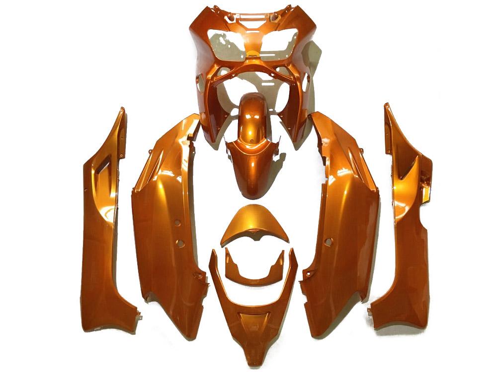 【特】ホンダ フォルツァ-S/X MF06 外装カウル1式 橙色 9点セット