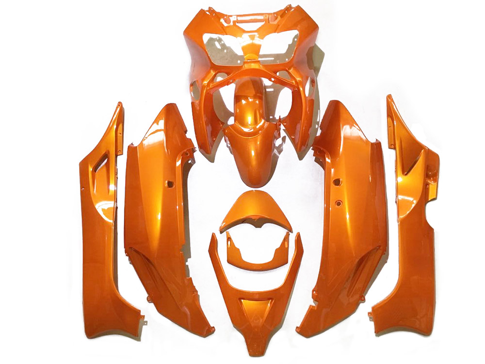 特 ホンダ フォルツァ-S/X MF06 外装カウル1式 橙色YA 9点set