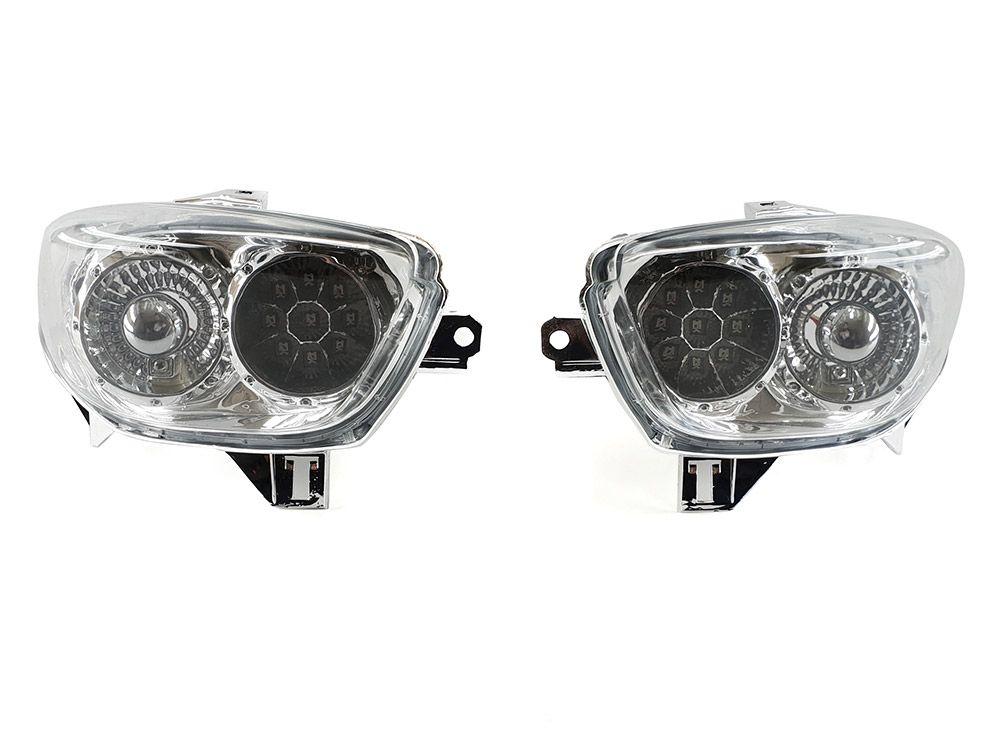 リア ユーロ クリア テールランプASSY LED仕様 フォルツァ MF08 ホンダ クリアテール