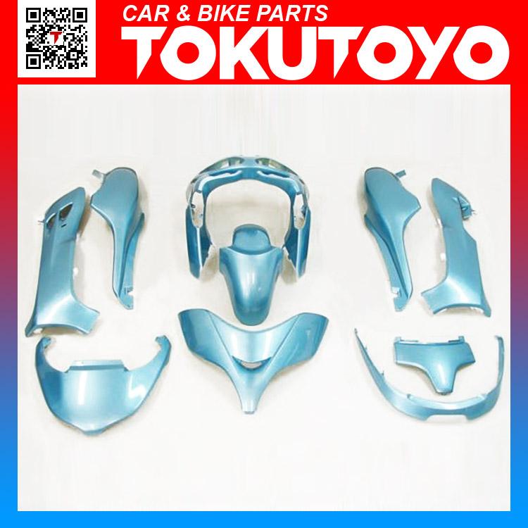 ホンダ フォルツァMF08-Z/X 外装カウル 10点セット 空色