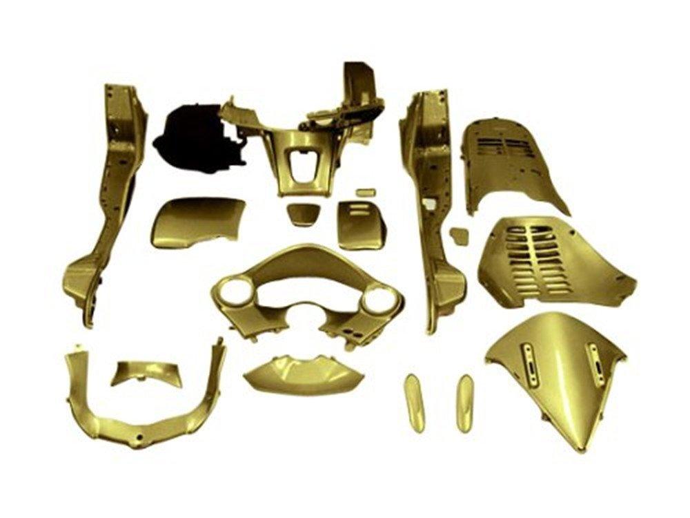 フォルツァMF10 インナーカウル 1式(菊金色塗装仕上げ)