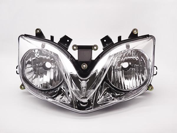 ホンダ CBR600 F4I (01-07)クリア 純正タイプ ヘッドライト