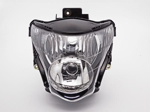 ホンダ ホーネット900用 クリア 純正タイプ ヘッドライト
