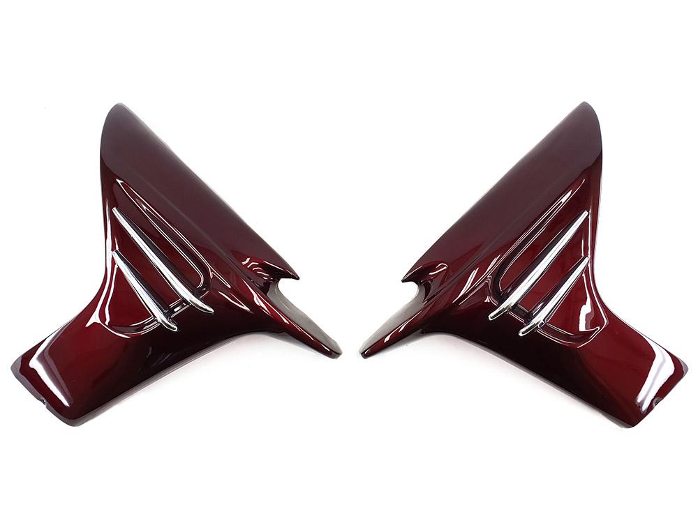 マジェスティ 250 2/C SG03J ワインレッド エアロ サイドカウル 塗装済 1型 2点セット MAJESTY250