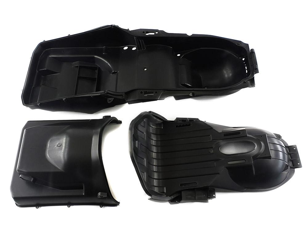 マジェスティ 250 2型/C型 SG03J シート取付プレート&メットインボックス3点Set MAJESTY250