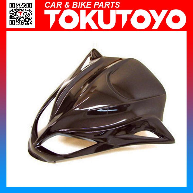 マジェスティ 2/C型 エアロ仕様 フロントマスク 塗装済 (茶色ブラウン-5) MAJESTY250