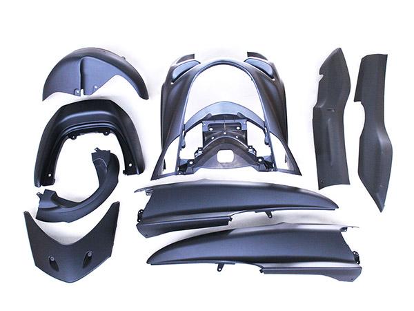 【特】マジェスティ 250 2/C SG03J スクーター 外装 カウル 黒艶なし(マットブラック) 9点セット MAJESTY250