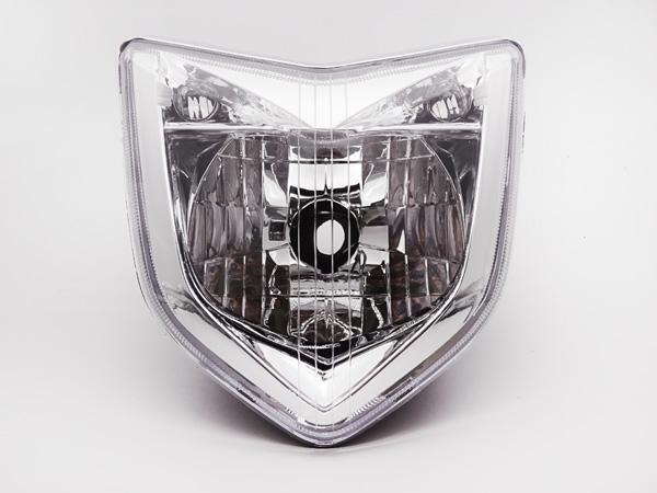ヤマハ FZ1(2006-2009年) 純正タイプ ヘッドライト クリア