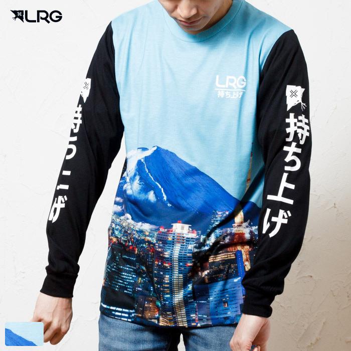 LRG エルアールジー プリント Tシャツ グラフィック 持ち上げ 送料無料でお届けします 'LIFTED 激安通販ショッピング TREE スケート WASH' レゲエ S T-SHIRT ストリート G181032 .Red