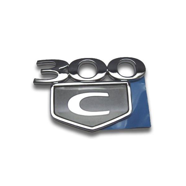 05-10y クライスラー 300C 低価格化 MOPAR純正 リア エンブレム トランク 2020新作
