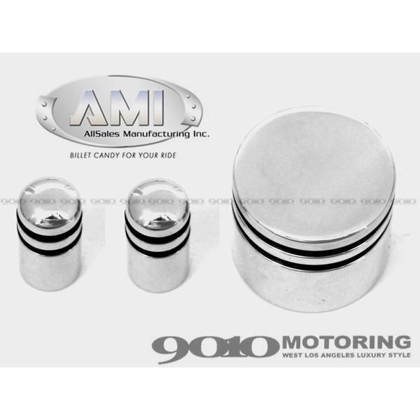 02y- ダッジ ダコタ・デュランゴ ジープ ラングラー TJ・グランドチェロキー AMI ビレット オーディオノブ Made in USA