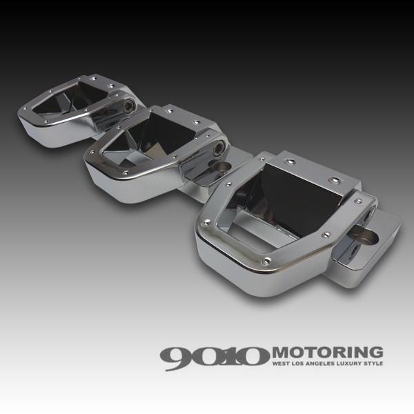 商品 CODE9 ハマー H3 NEW ARRIVAL ビレット カスタムフック Vr1 セット ディンプル 1
