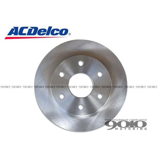 AC DELCO Fr 格安店 毎週更新 ブレーキローター 18A925A 03-05y アストロ タホ Delco サバーバン 他 サファリ 00-06y フロント