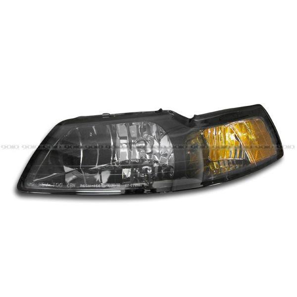99-04y フォード マスタング ヘッドライト OE 左側
