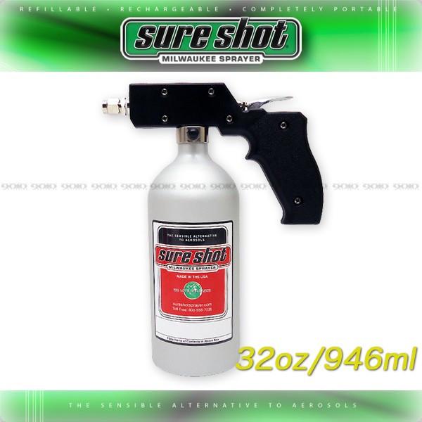 詰替え 充填式 スプレー缶 sure shot シュアショット M2400S