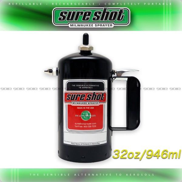 詰替え 充填式 スプレー缶 sure shot シュアショット A1000B