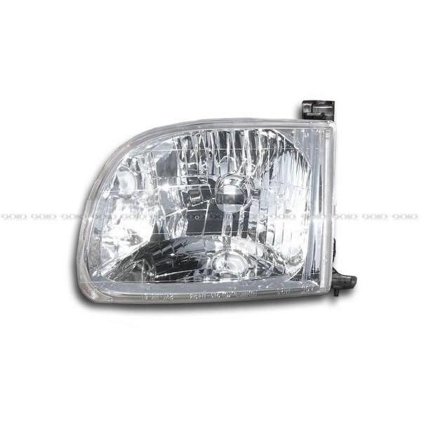 00-04y 激安卸販売新品 トヨタ タンドラ OE 即納最大半額 左側 ヘッドライト