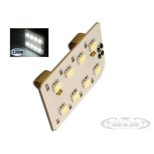 LED ルームランプ 基盤型 211-2/212-2/578/214-2/4410 8SMD (BR)