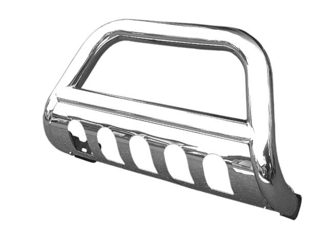 07y- トヨタ FJクルーザー WINBO ステンレス ブルバー グリル ガード