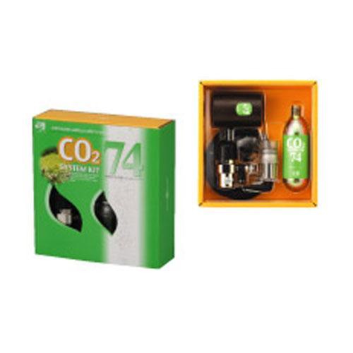 9日20時から 全品ポイント10倍 お買い物マラソン エントリーでPT10倍 CO2添加システムキット74 セール品 ジェックス NEW 水草一番