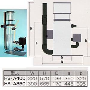 レッドシー H&S HS-A400(60hz)