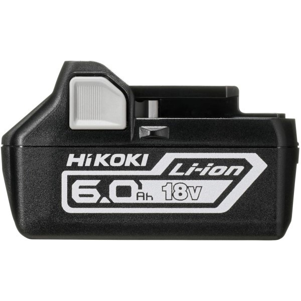 HiKOKI-ハイコーキ(旧:日立工機) 18V6.0Ahリチウムイオン電池BSL1860【日本全国送料無料】【代引き発送不可】【ポイント消化にどうぞ】 ブラック ハイコーキ(旧:日立工機)