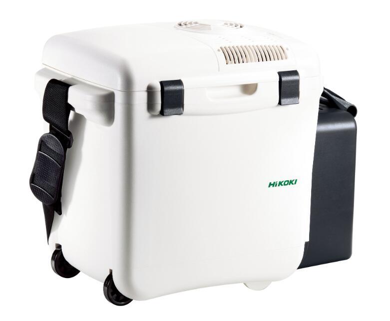 保冷 保温機能パワーアップ HiKOKI-ハイコーキ 引き出物 旧:日立工機 コードレス冷温庫 UL18DA ポイント消化にどうぞ XM 全国送料無料 キャンペーンもお見逃しなく バッテリ付き 代引き発送不可 充電器