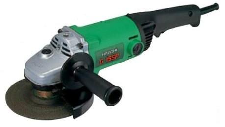 日立工機 電気ディスクグラインダ G15SP 電気ディスクグラインダー 【送料無料】【代引き発送不可】